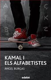 Kamal i els alfabetistes, Àngel Burgas