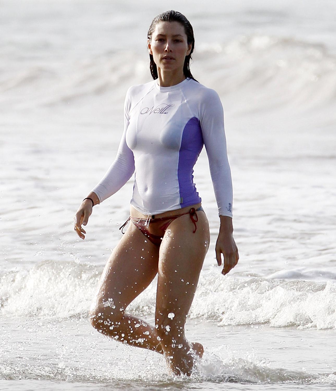Celebrities Body Pics Hot Jessica Biel Body Pics