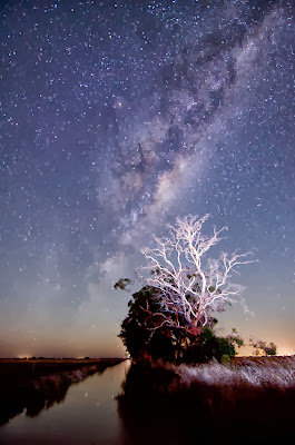 tips for photographing milky way