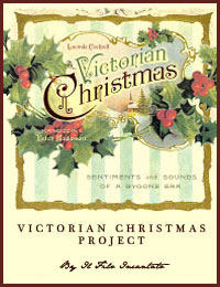 Victorian Xmas Progect