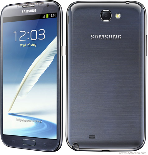 Samsung Galaxy Note II price in egypt