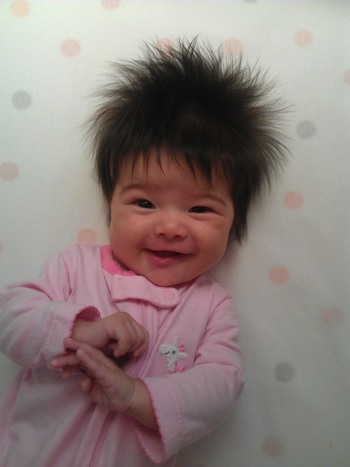 wuhoo!: Eden's Awesome Hair Defective Child