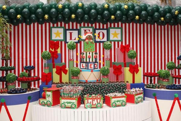 decoracao festa natal:Children's Christmas Parties