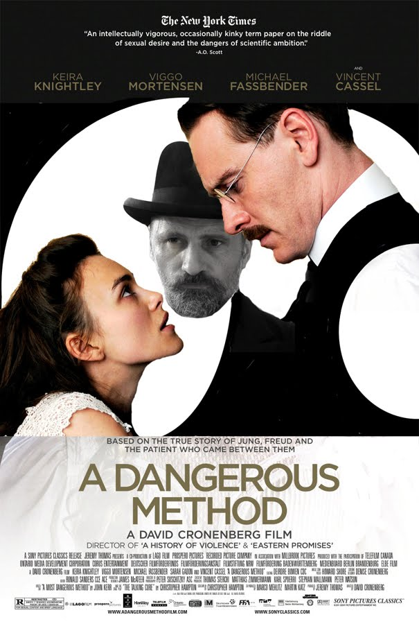 1000+ images about Movie Posters on Pinterest ... A Dangerous Method Poster