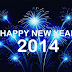 Happy New Year Fireworks 2014 Wallpapers Popular