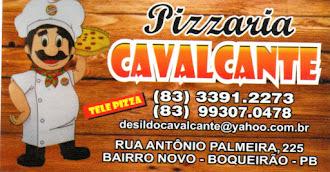 PIZZARIA CAVALCANTE