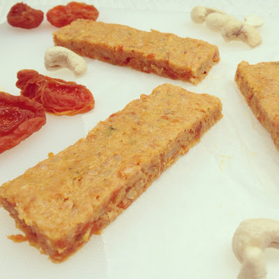 Barres noix de cajou abricots