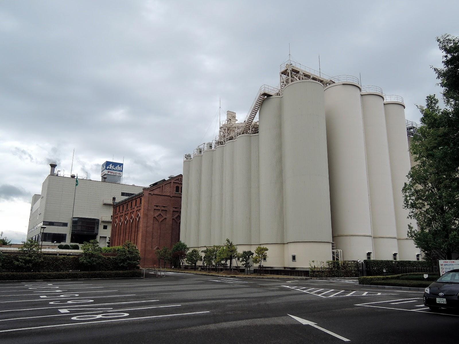 工場 アサヒ ビール 吹田