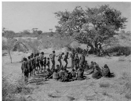 an introduction to the kung and other bushman tribes Doornan also writes, kalahari bushmen are called their degraded condition was due to the hostility of other bushmen and bechuana tribes 13 kung.
