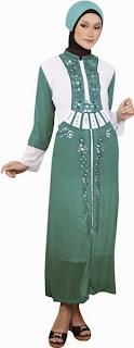 Baju Pesta Muslim Modern