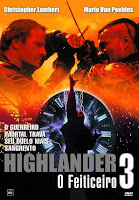 Highlander 3 - O Feiticeiro Dublado Online