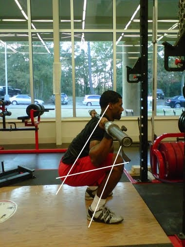 The Jag Power Way  Biomechanical Analysis Of The Back Squat