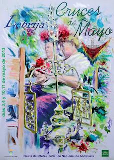 Cruces de Mayo - Lebrija 2013