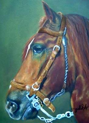 pintura-caballo-al-oleo