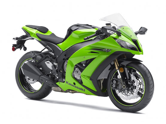 2011 2BKawasaki Ninja Supersport ZX-10R