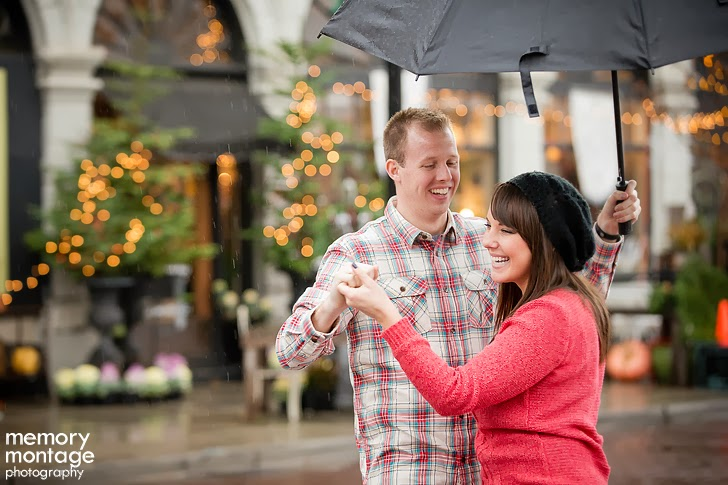 winter engagement yakima WA