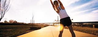 Ejercicios aeróbicos en ayunas, deporte y salud