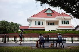 nhà ở singapore