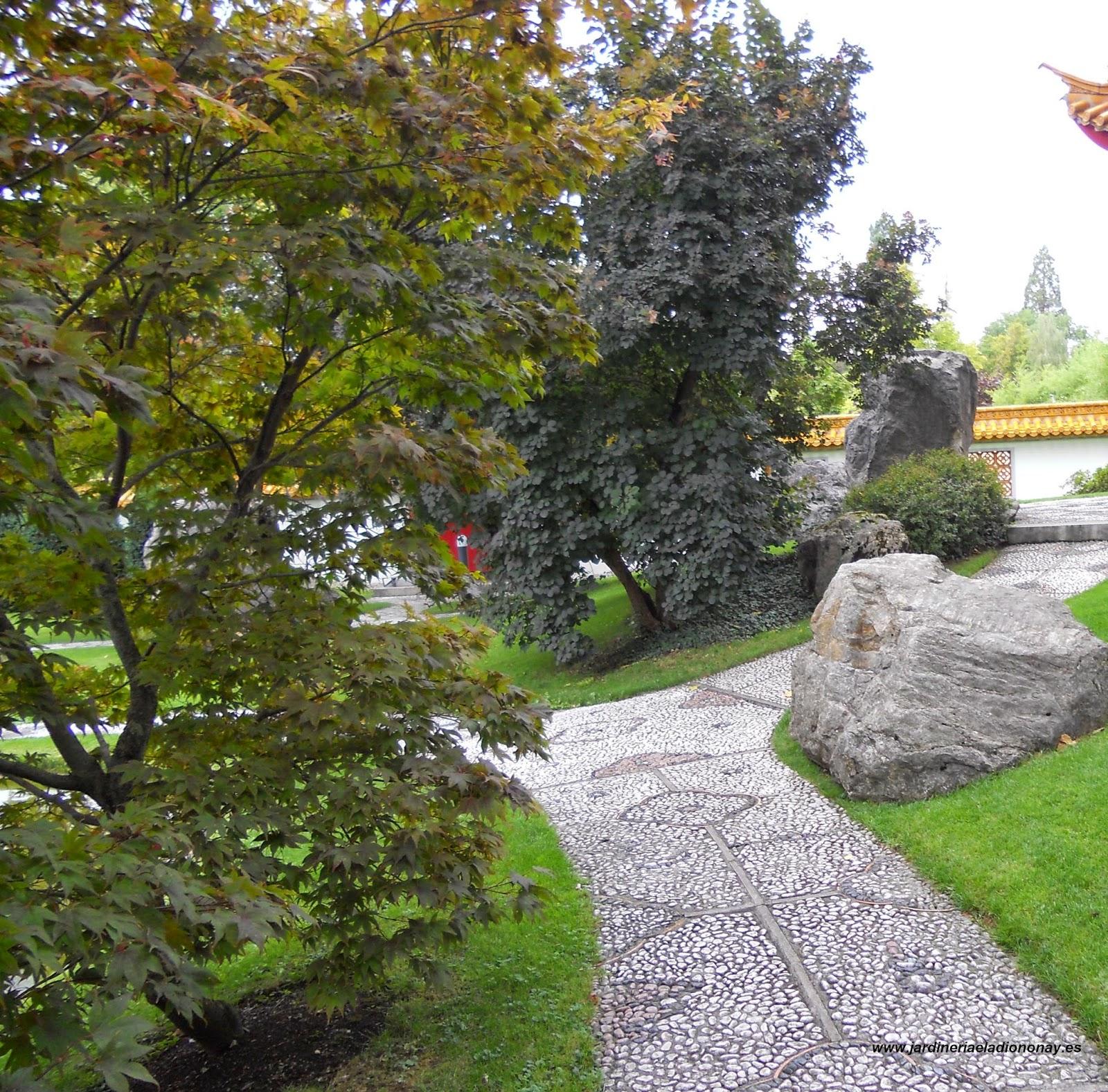 Jardineria eladio nonay empleo de grava y consejos tiles for Utiles de jardineria