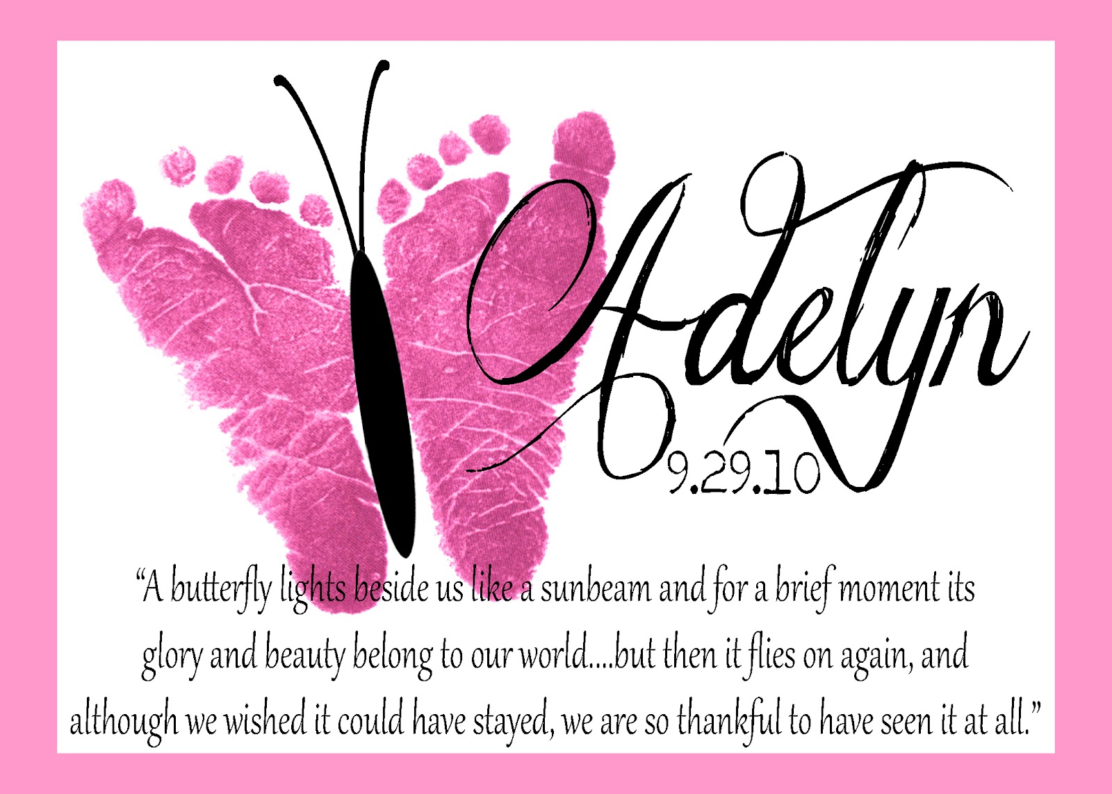 Happy Birthday To My Son Quotes Happy birthday adelyn!