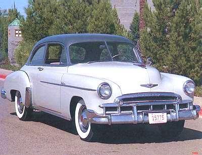 Time not channel 13 for 1949 chevrolet 2 door sedan