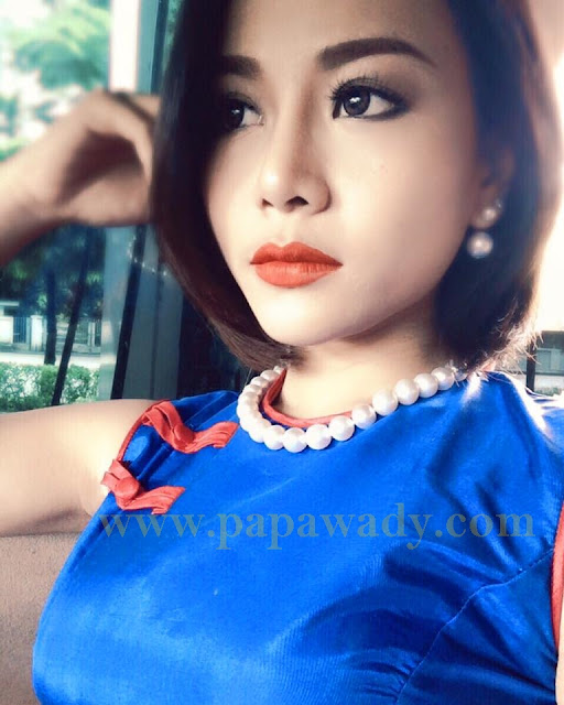 Nang Myat Phyo Thinn - Selfie Shots