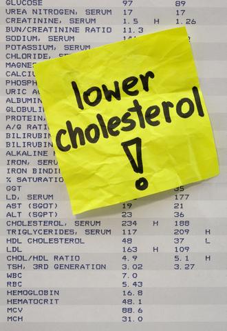 10 Cara Efektif Menurunkan Kolesterol
