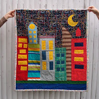 Tutorial!  Skyline quilt (click!)