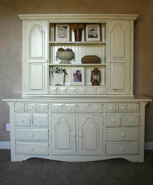 Doubletake Decor: Bedroom Dresser Turned into Versatile Hutch - photo#13