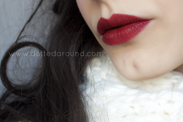 MAC Viva Glam I 1 lipstick swatch swatches