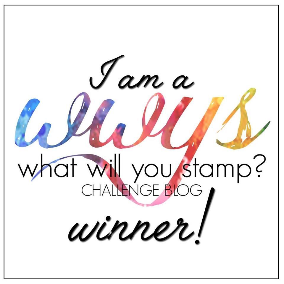 WWYS winner....