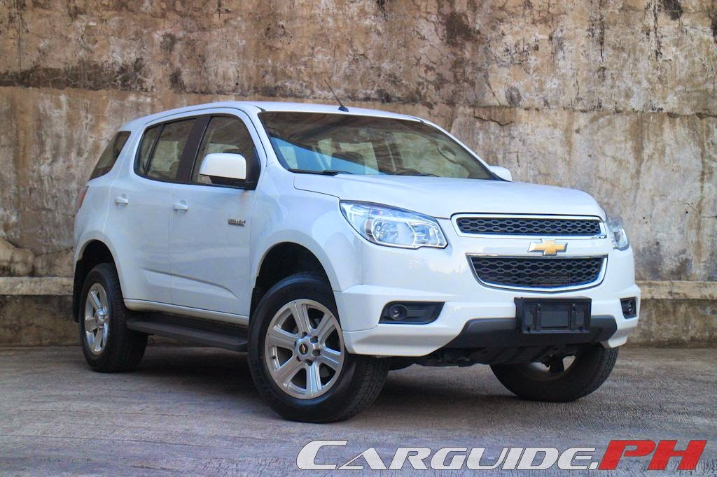 Review 2014 Chevrolet Trailblazer LTX  CarGuidePH  Philippine