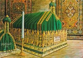 Saudis Consider Demolishing Prophet Mohammad's Tomb