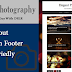 Elegant Photography Blogger Template