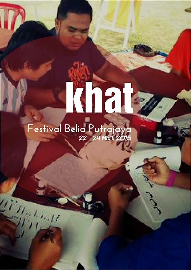 #FBP2015 @FestivalBelia15 : Asah Bakat Dalam Seni Khat #FestivalBelia2015 @FBP2015