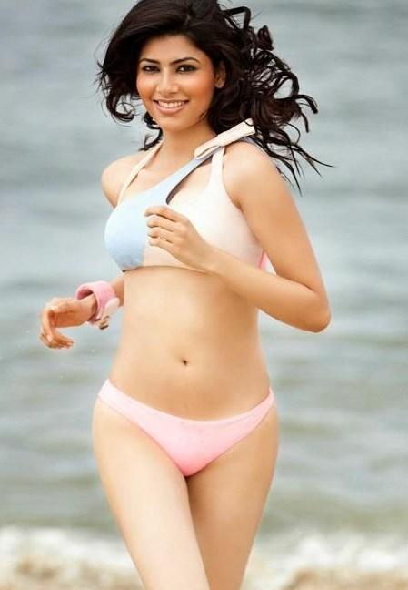 spicy :miss india 2012 vanya mishra bikini shoot hot images