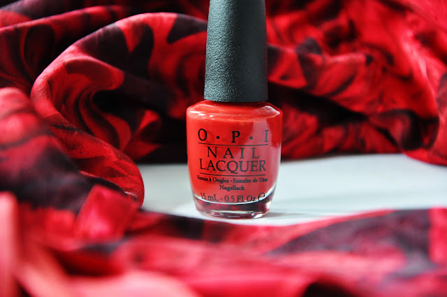 OPI - First Date at the Golden Gate