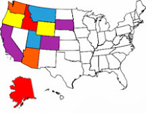 States I've Ridden