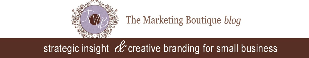 The Marketing Boutique Blog
