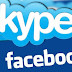 Facebook Voice Call And Chat Using Skype