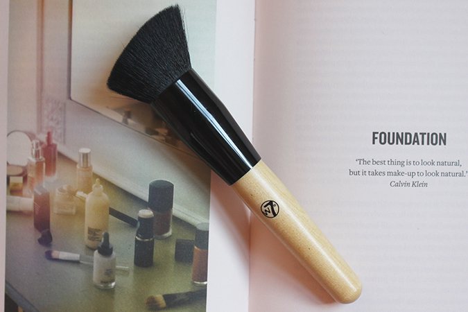 w7 brush, w7 sculpt brush, w7 review, w7 brush review, w7 sculpt brush review