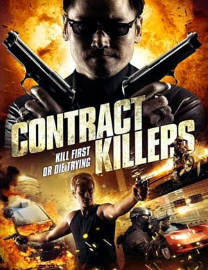 Contract Killers 2014 poster