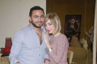Bassma Boussil Interview About Tamer Hosny's Album