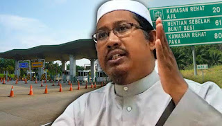 PAS - Kadar baru tol hadiah buat rakyat Terengganu
