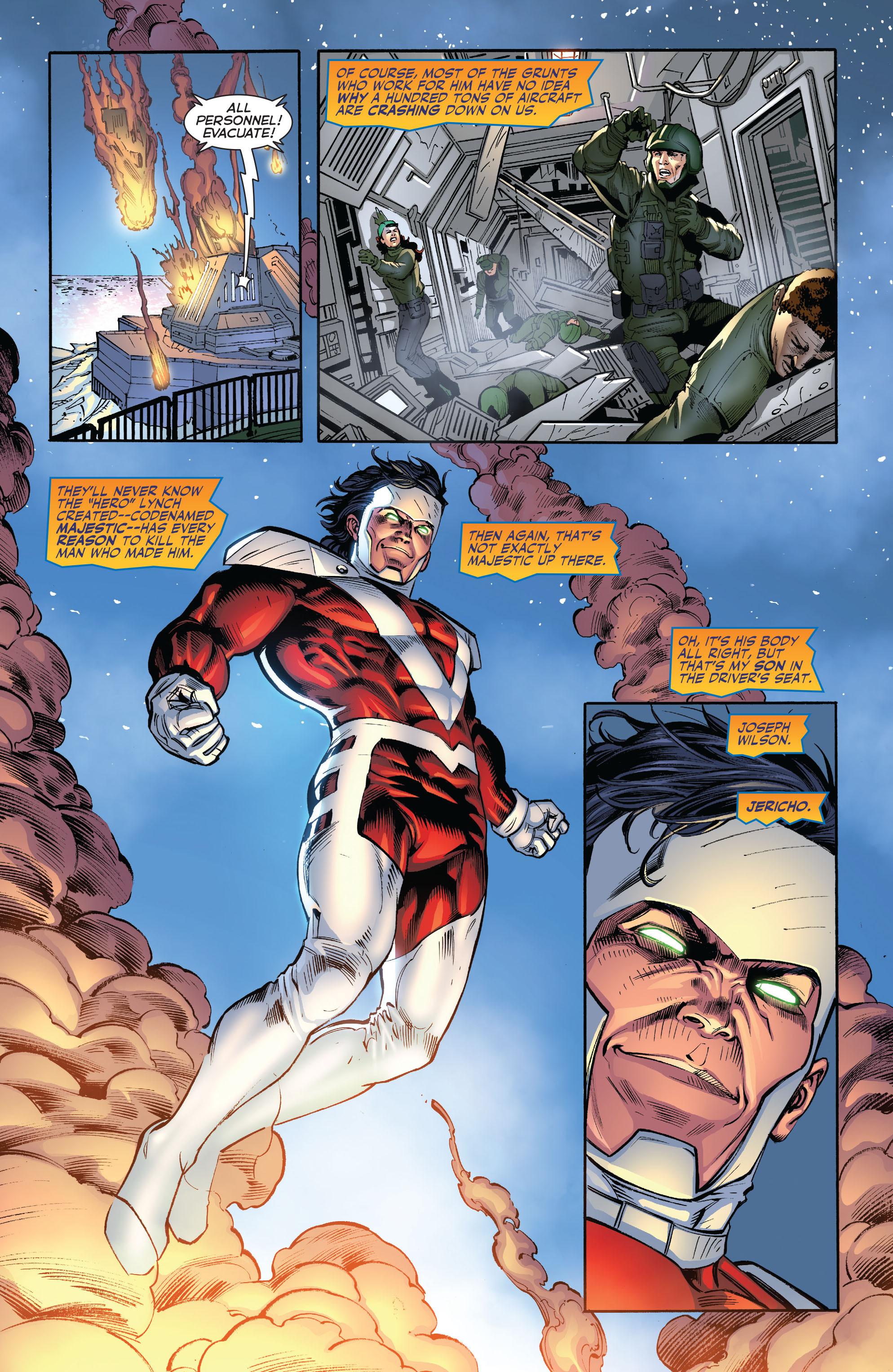 Deathstroke (2011) Issue #20 #21 - English 4