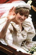In reminiscence with Lady Diana