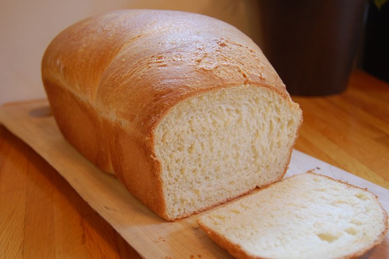 Tracies Tasty Treats!: Amish White Bread