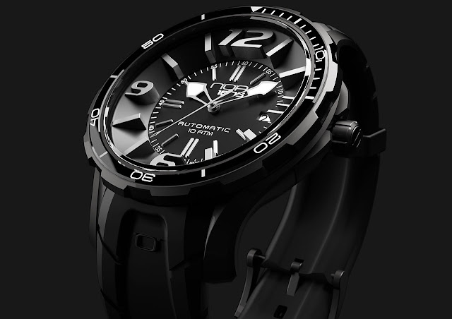 N.O.A Evo Mechanical Automatic Watch