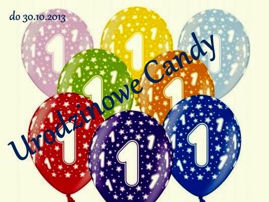Moje Urodzinowe Candy