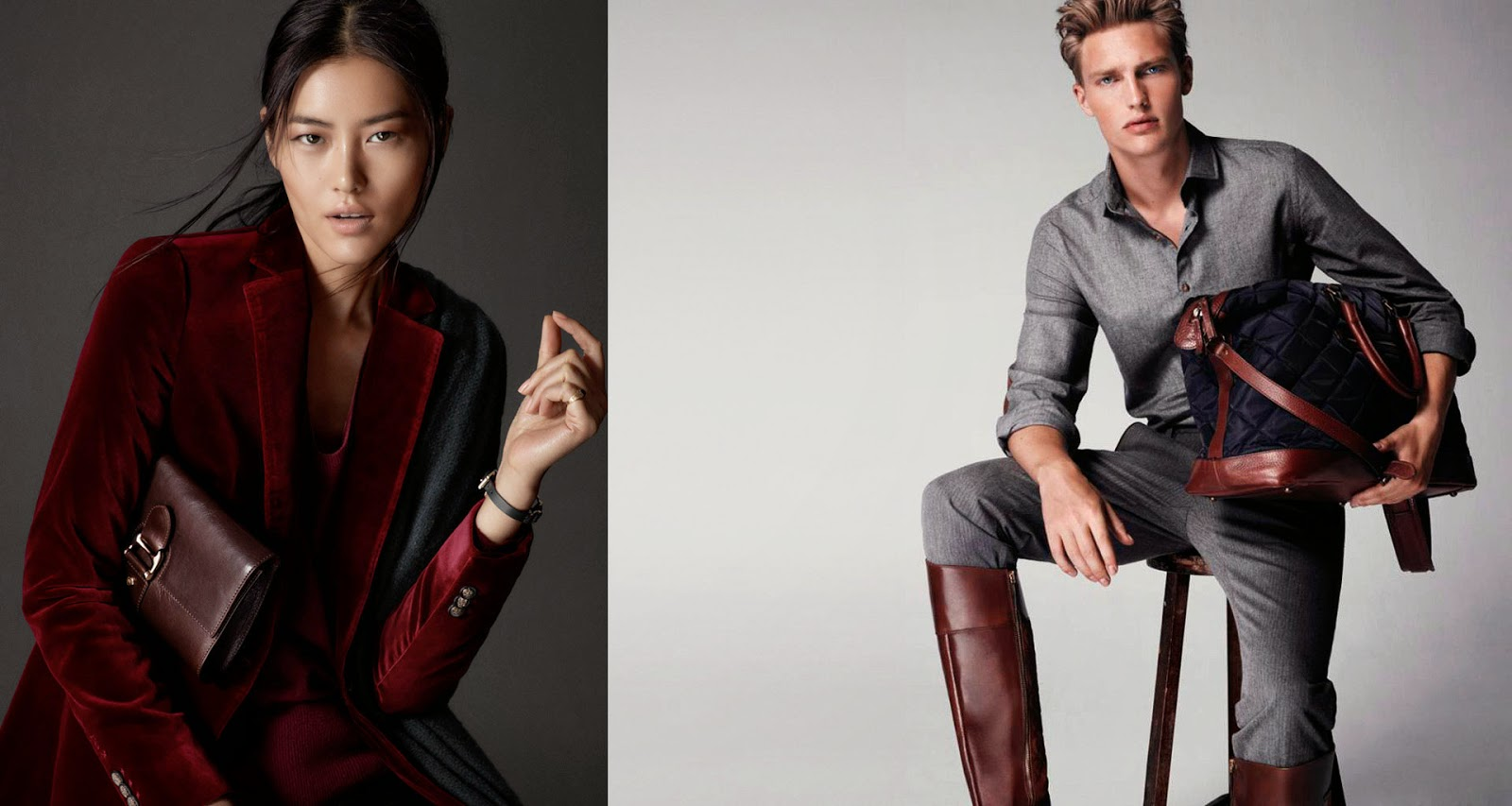 Massimo Dutti AW14 Equestrian Collection
